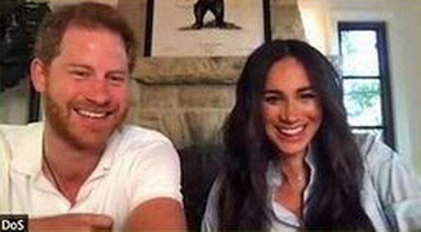 Принц Гарри и Меган Маркл по видеосвязи скрывали беременность