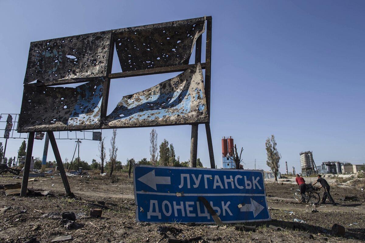 Россия может отважиться захватить Донецкую и Луганскую области, а также весь юго-восток Украины