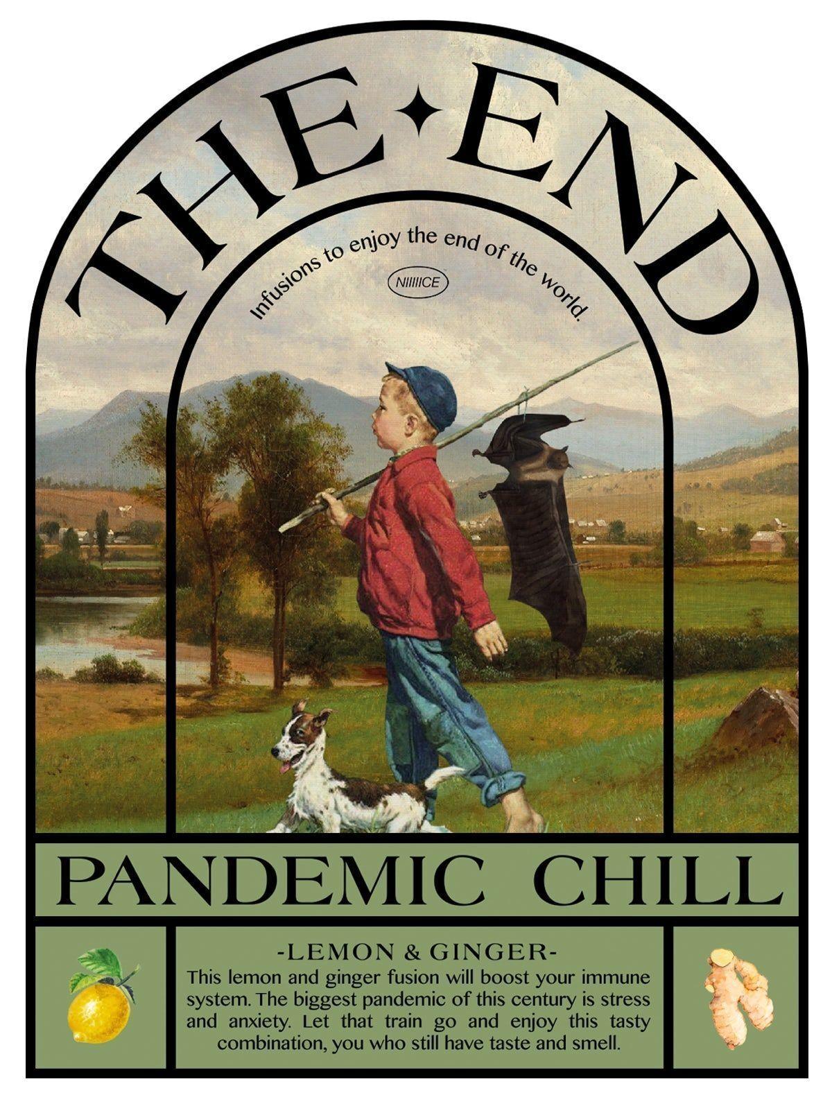 "Чай ""Пандемия холода"""
