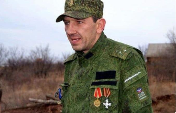 """На Донбассе подорвали авто террориста """"Длинного"""""""