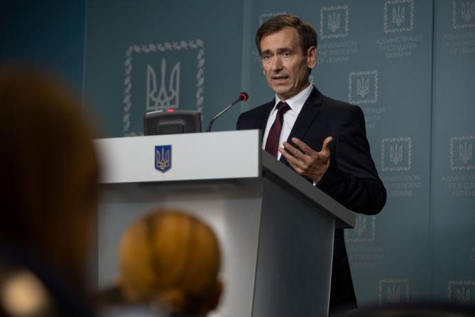 Веніславський пояснив суть законопроєкту про скорочення повноважень ОАСК.