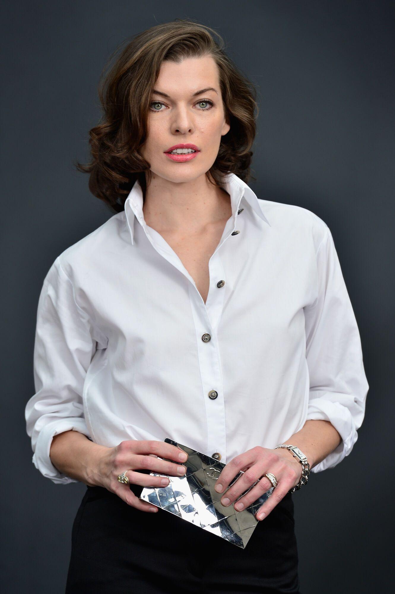 Мила Йовович родилась в Киеве