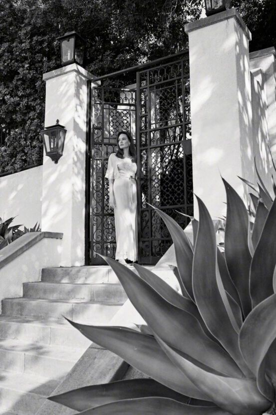 Зйомка Анджеліни Джолі для Vogue.