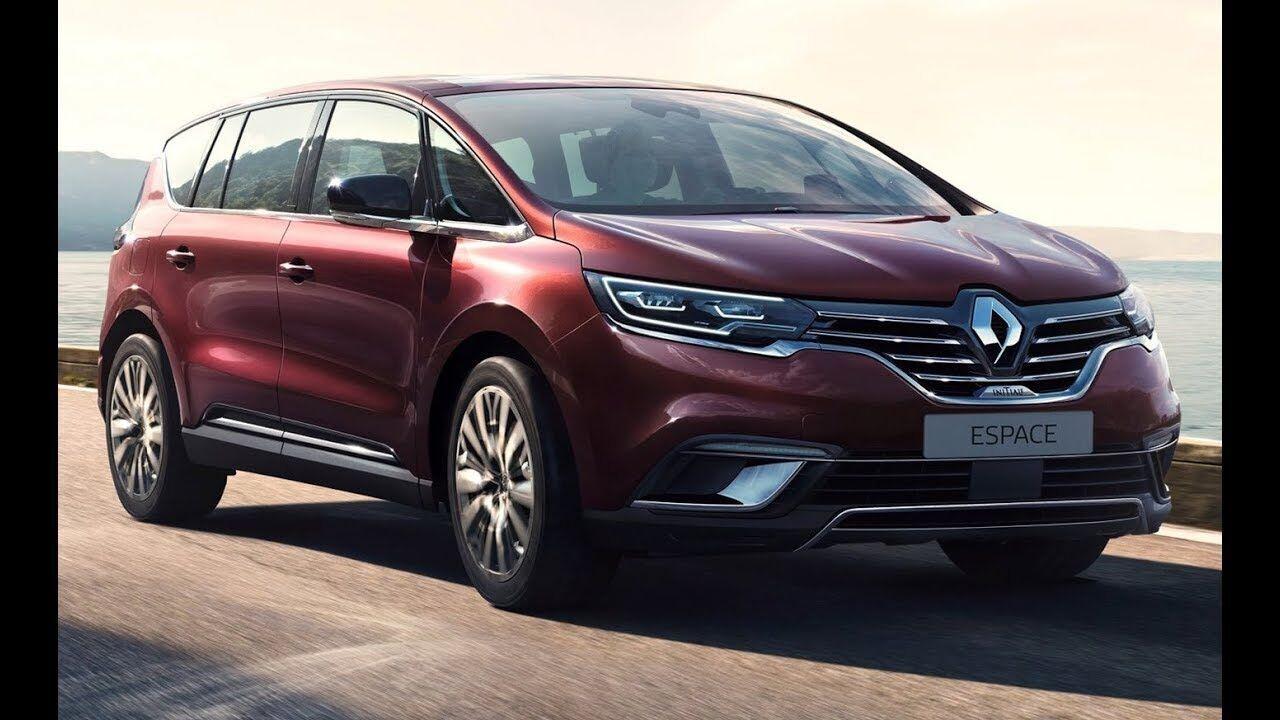 Renault Espace – стильний і практичний мінівен