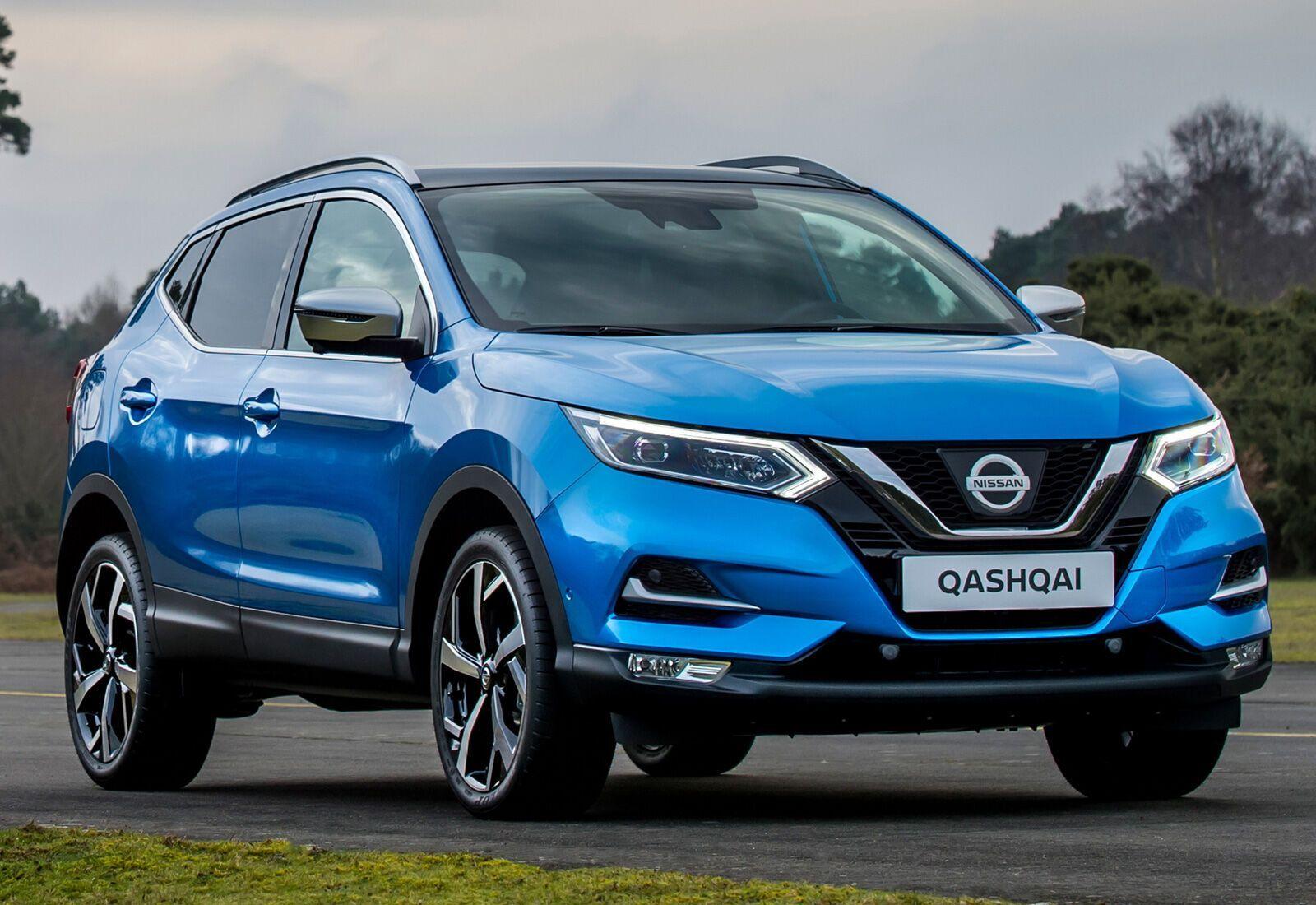 Nissan Qashqai – один із найпопулярніших кросоверів на ринку