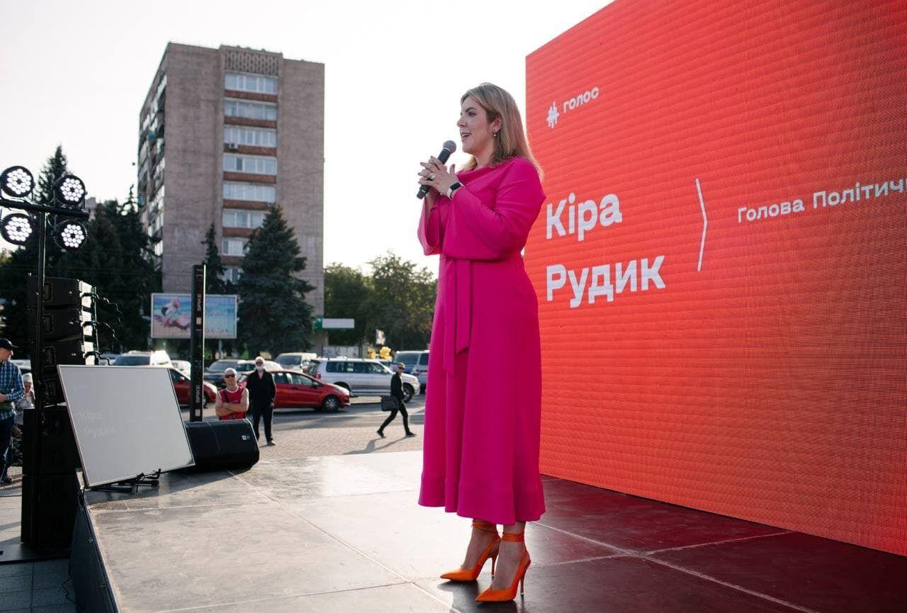 """Кира Рудик анонсировала структурные изменения в """"Голосе"""""""