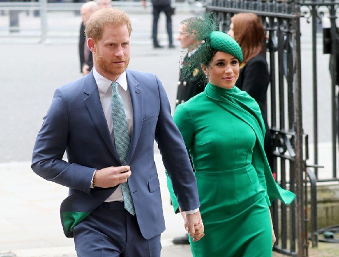 Меган встретила принца, когда ей было за 30