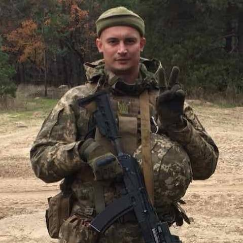 В'ячеслав Олексієнко на війні був уже давно