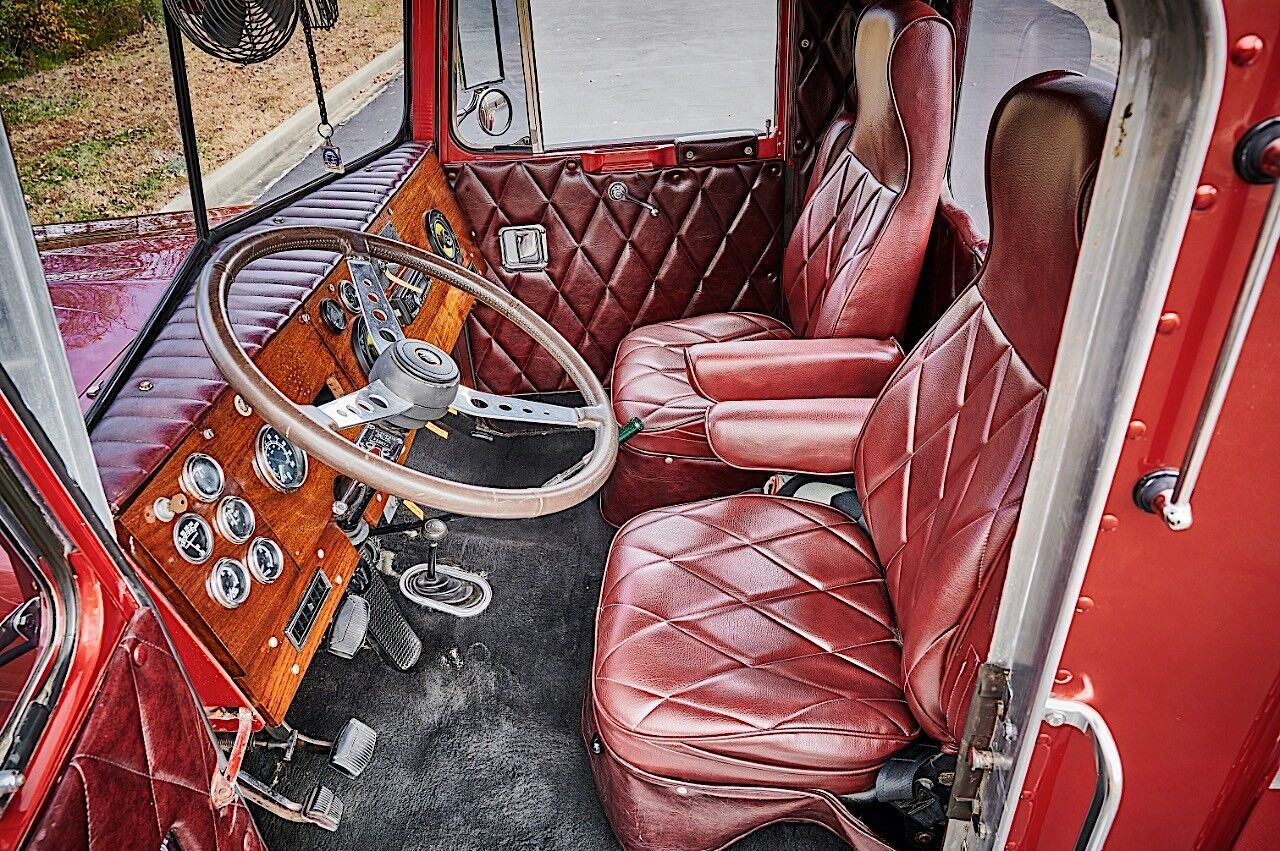 Салон тягача Ford F-150