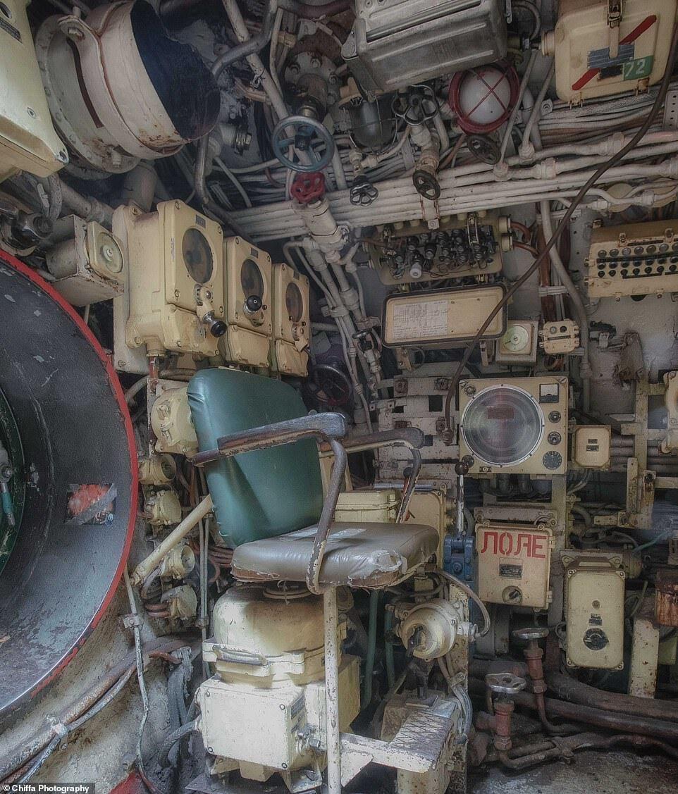 Подводная лодка Б-143 класса «Фокстрот»