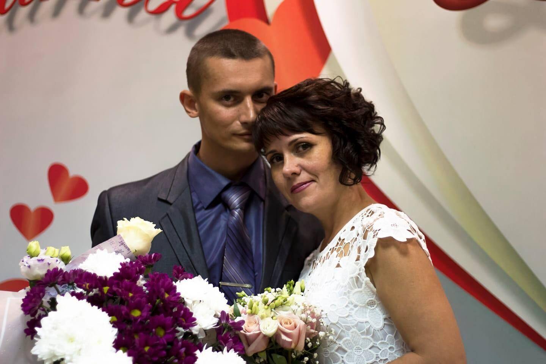 Перед тим, як вирушити на війну, В'ячеслав одружився