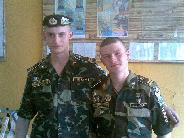 В'ячеслав відслужив в армії