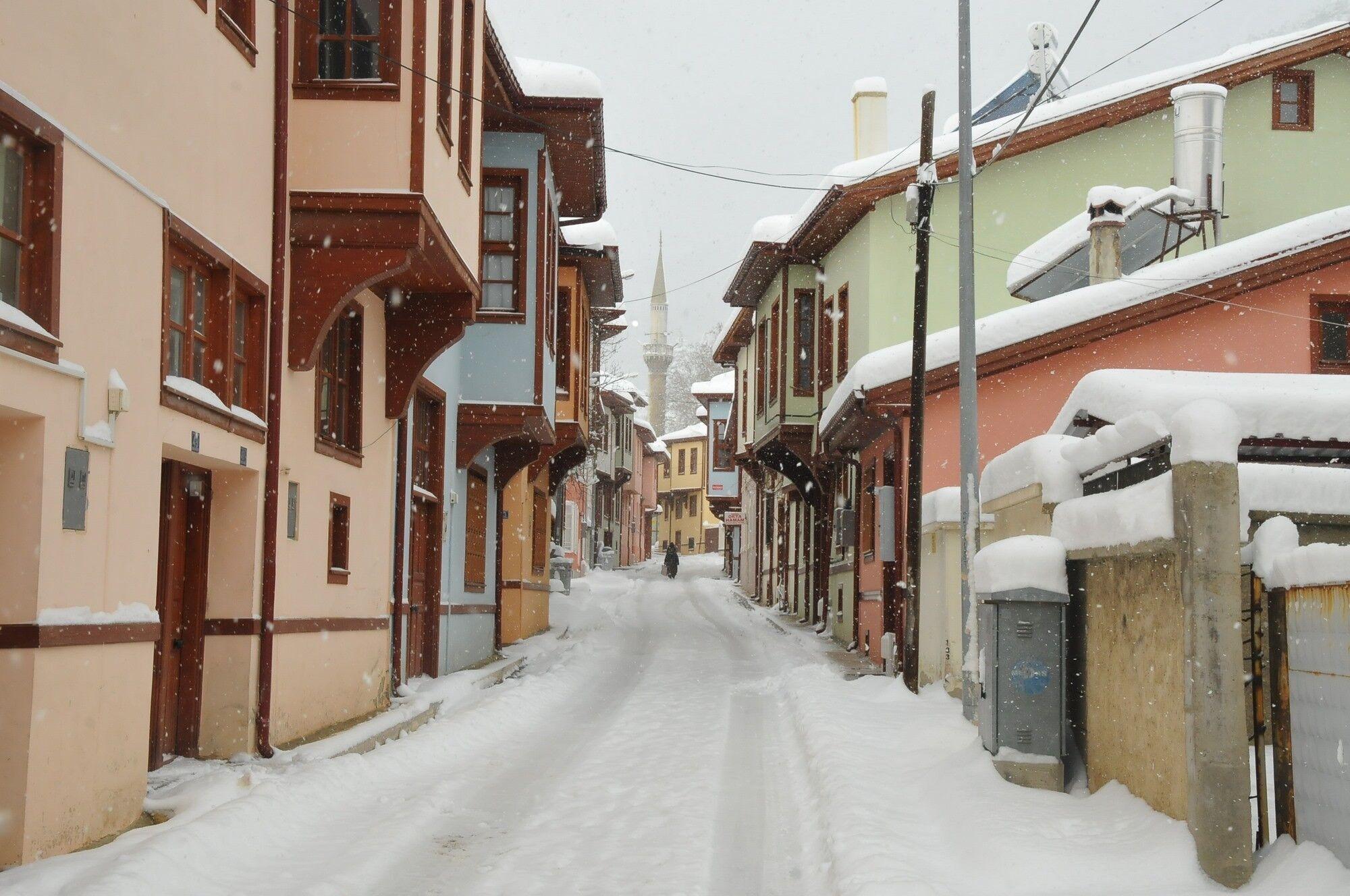 Сніг у Туреччині