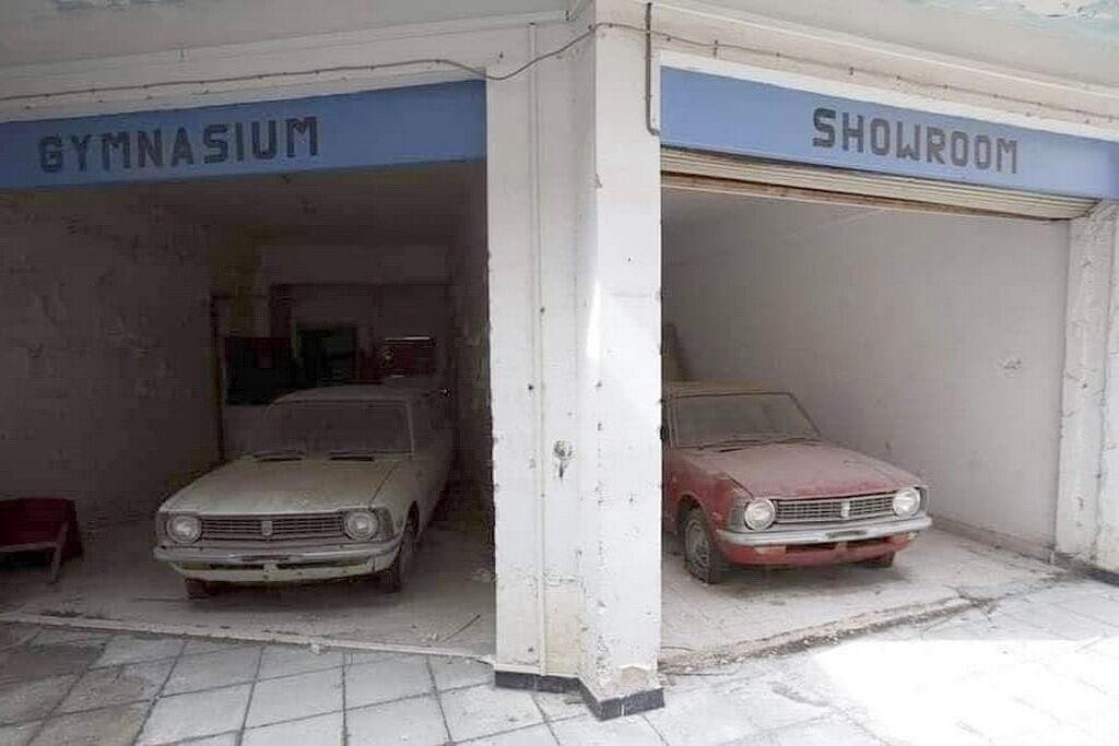 Шоу-рум Toyota в Вароше