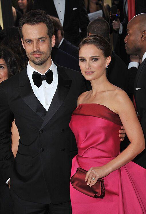 Бенджамин Мильпье и Натали Портман ждут третьего ребенка.