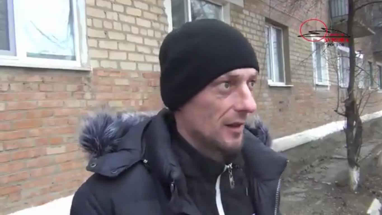 Житель селища Углеродовський