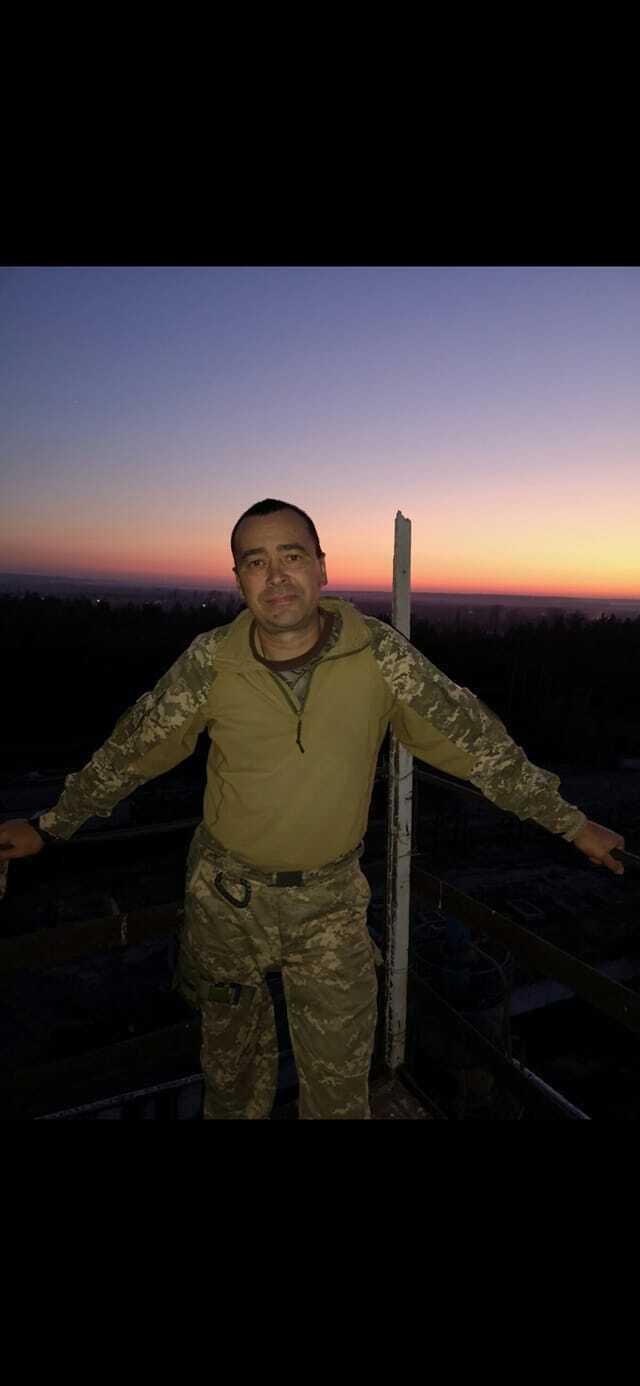 Капітан Олександр Войтенко загинув від вибуху 14 лютого на Донбасі