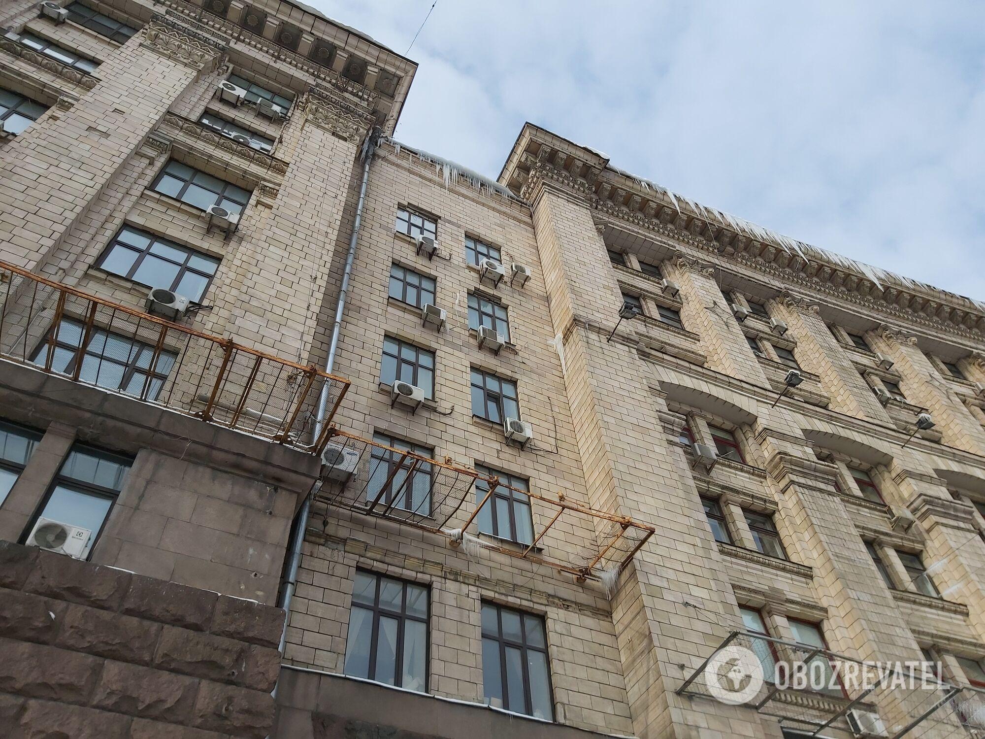 Киевлян и гостей столицы просят соблюдать правила безопасности.