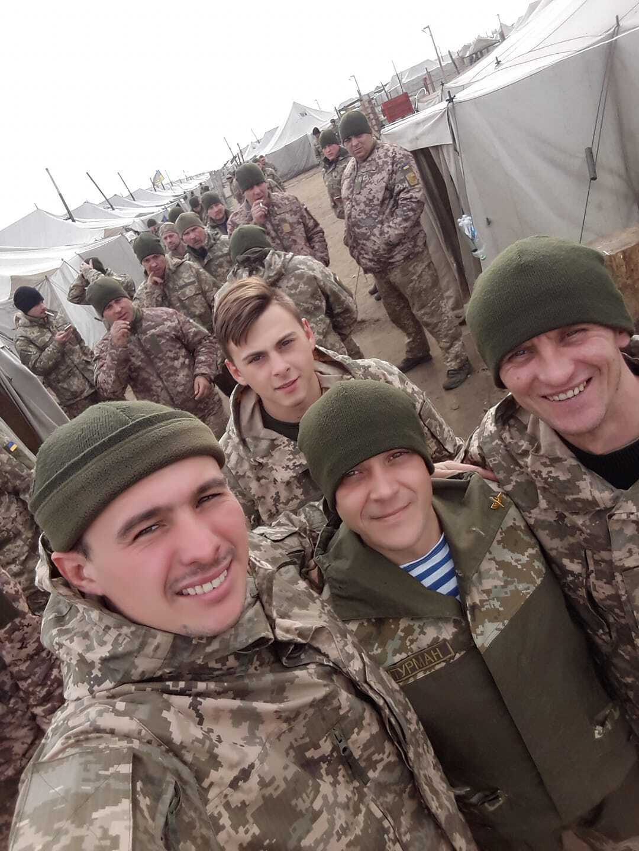 Крайний справа – Ярослав Журавель.