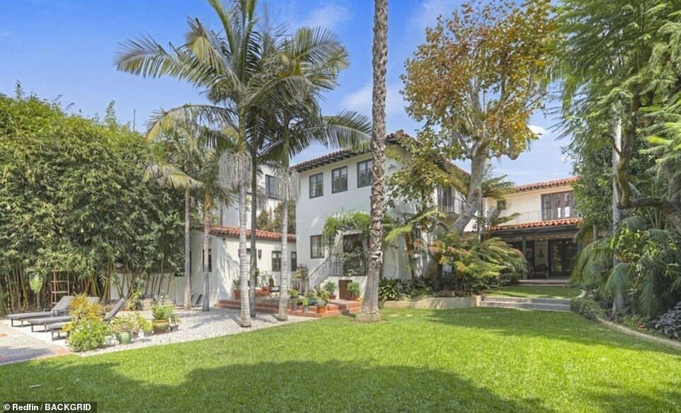 Дом в Лос-Анджелесе Кристен Стюарт