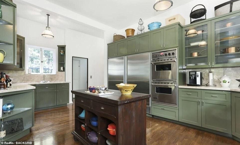 Как выглядит кухня в доме Кристен Стюарт