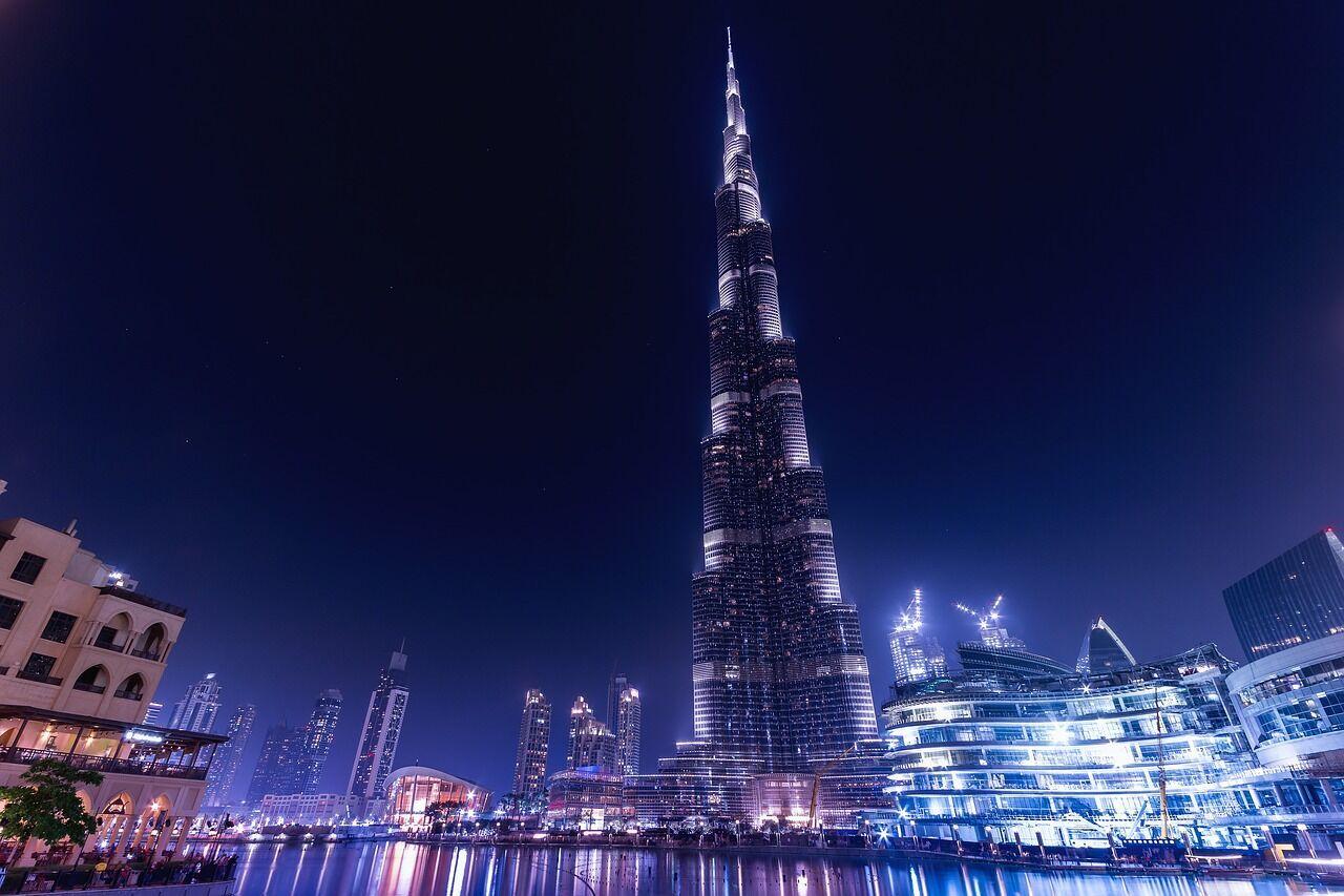 Роскошный Дубай ежегодно удивляет туристов новыми достопримечательностями.