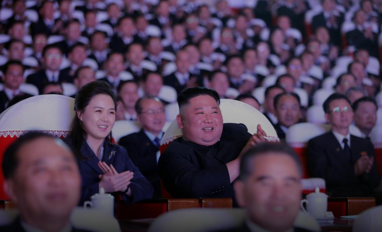 Жена Ким Чен Ына впервые за год появилась на публику.