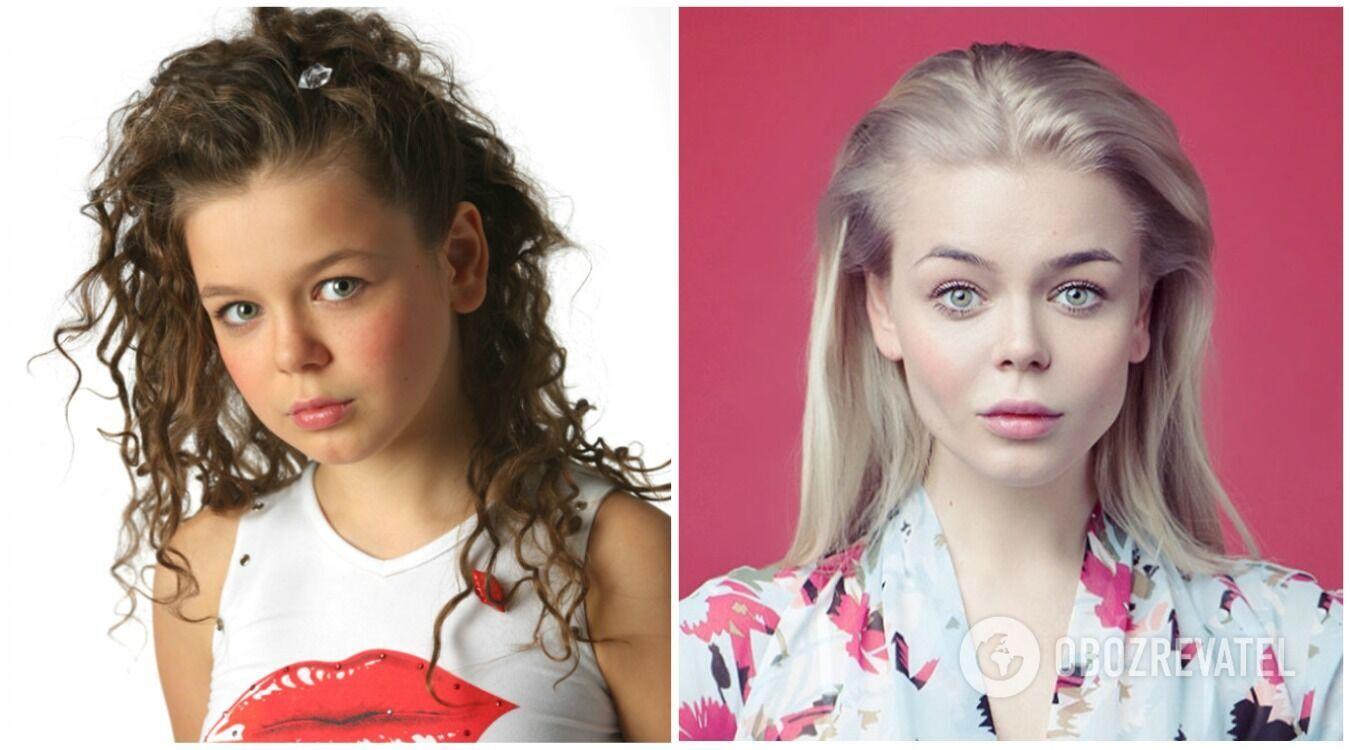 Аліна Гросу прославилася як співачка в Україні, а продовжила кар'єру в Росії