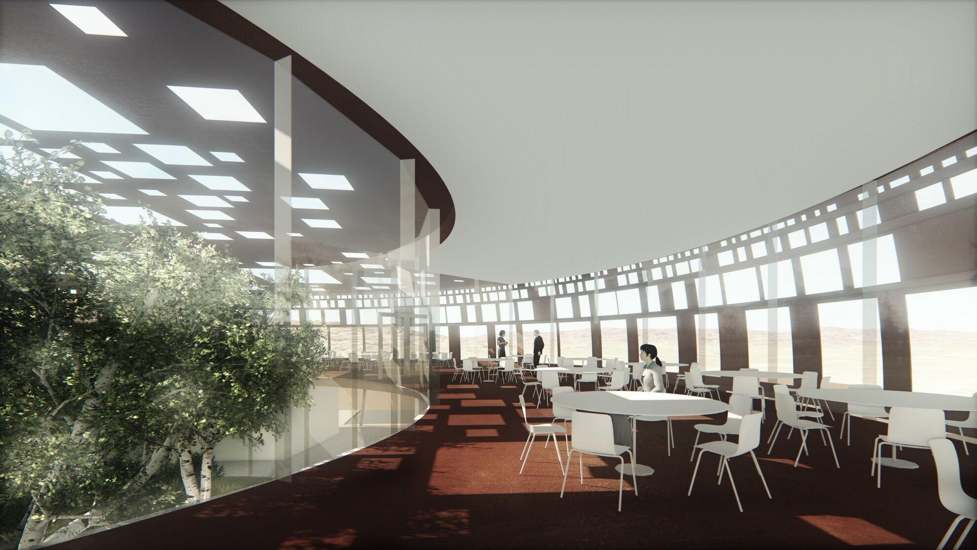 Новий тестовий центр стане відмінним місцем для проведення зустрічей із клієнтами та партнерами, які зможуть на власні очі побачити процеси випробувань