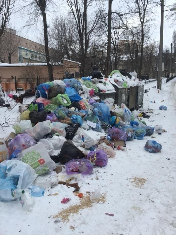 Солом'янський район Києва.