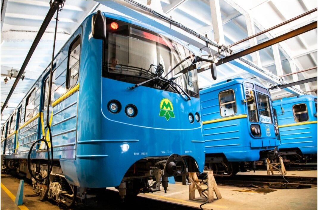Вартість цього поїзда становила 35 млн грн.