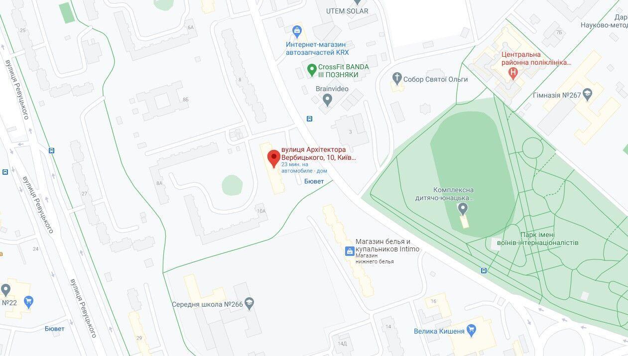 Подія сталася в Дарницькому районі.