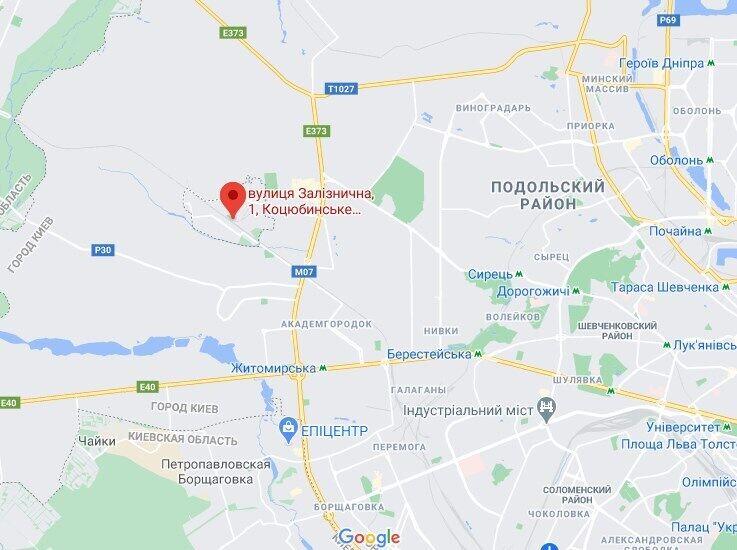 Ірпінський виправний центр №132 розташований у Коцюбинському.