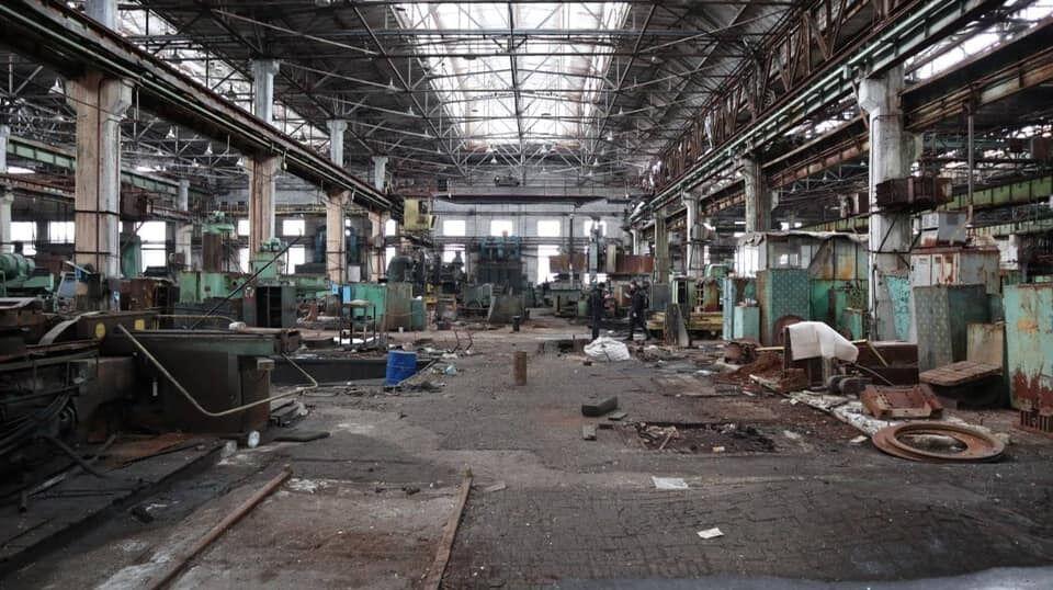 """Закликаю Верховну Раду розблокувати велику приватизацію заводу """"Більшовик"""""""