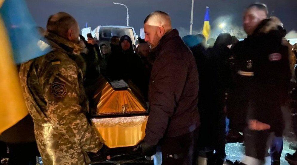 Военнослужащих похоронят на Аллее Героев