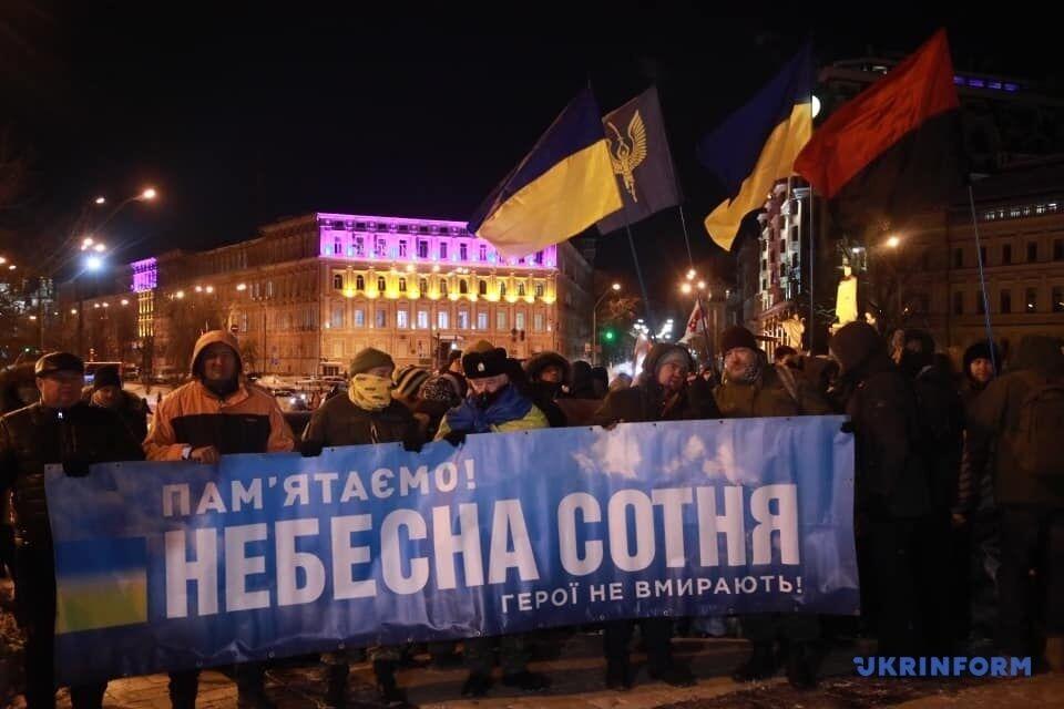 18 лютого сім років тому почалися жорсткі зіткнення на Майдані