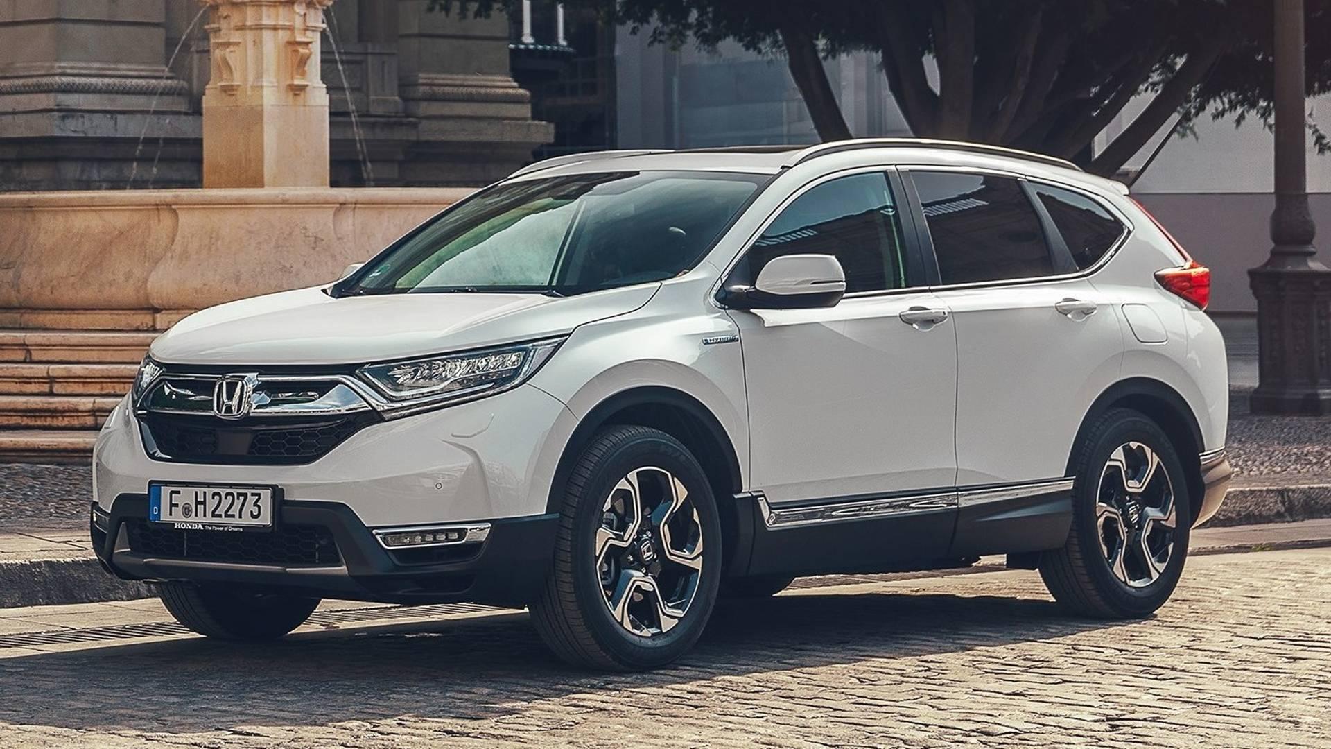 Honda CR-V – доступний в утриманні автомобіль