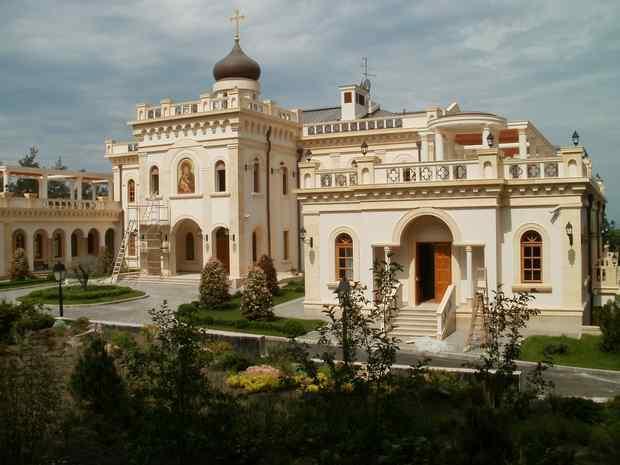 Резиденція глави РПЦ