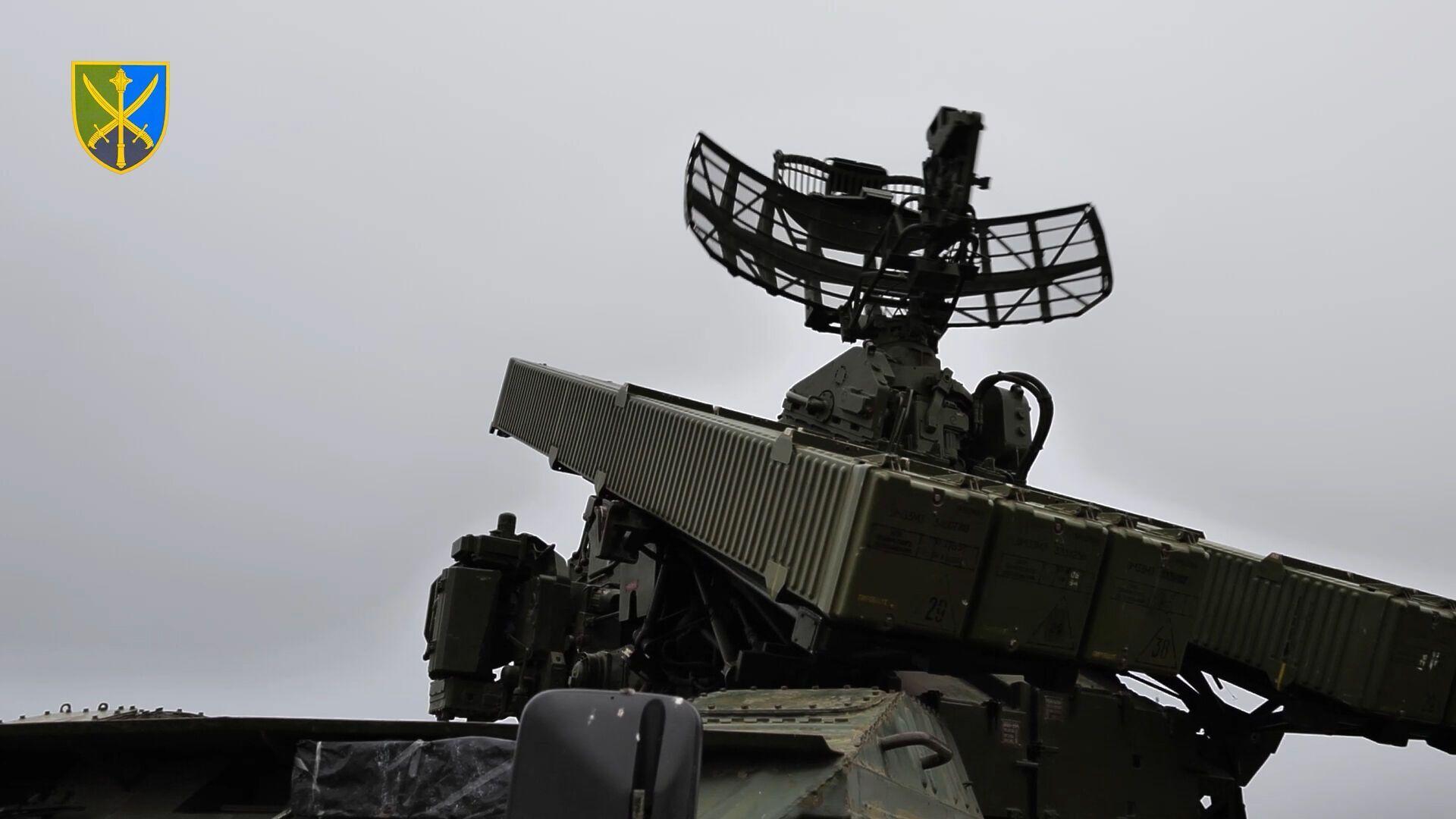 Защитники юга Украины из рядов ВСУ провели учения на Херсонщине.