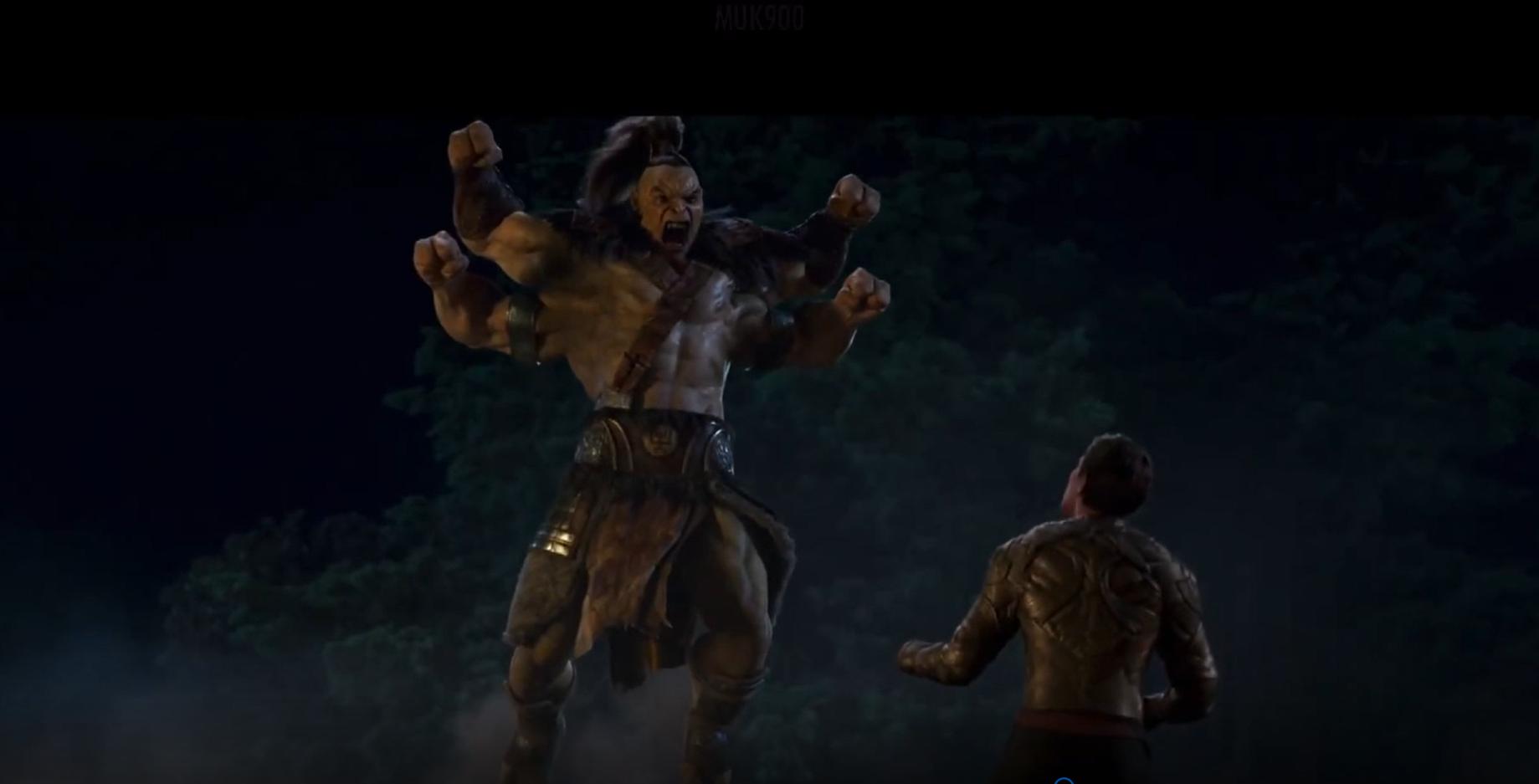 """Кадр із фільму """"Смертельна битва"""" (Mortal Kombat)"""