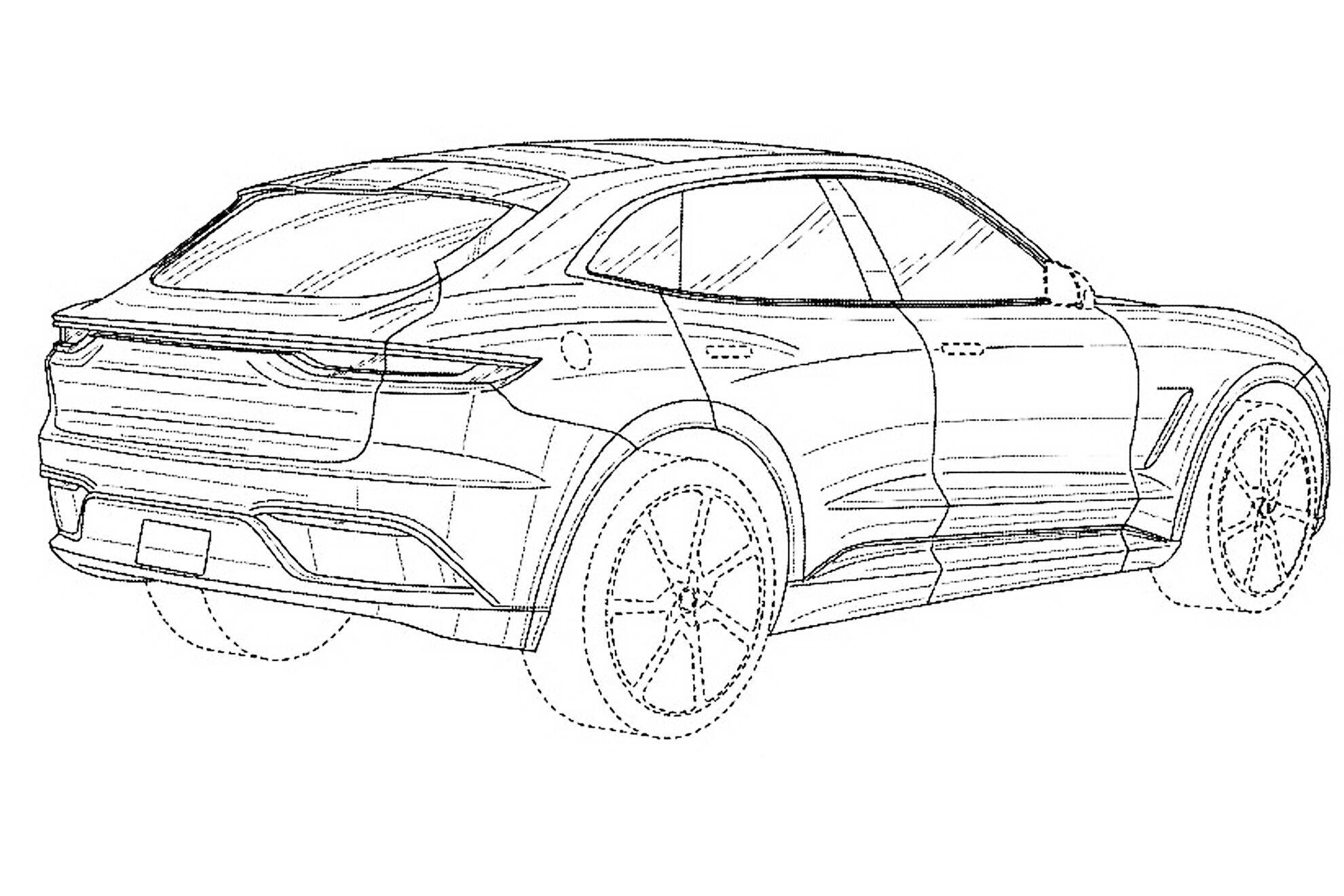 Новинка получит электрическую платформу E-Flex, которая уже используется на спортивном купе Karma Revero