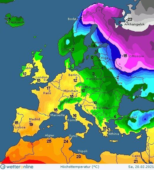 Погода в Україні на вихідних