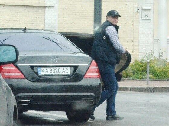 Сергиенко встречался с экс-главой ГИГа Васильченко, с и.о. председателя ГАСИ Федоренко