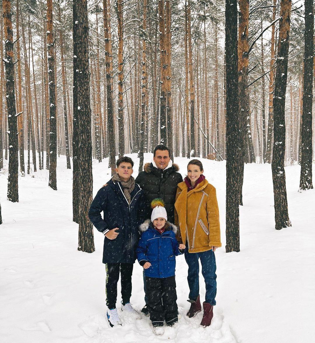 Скічко з сім'єю переїхав до Черкас
