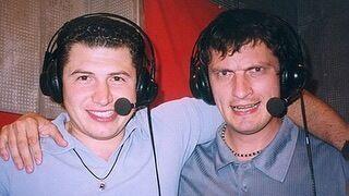 Андрей Джеджула и Скрябин в молодости