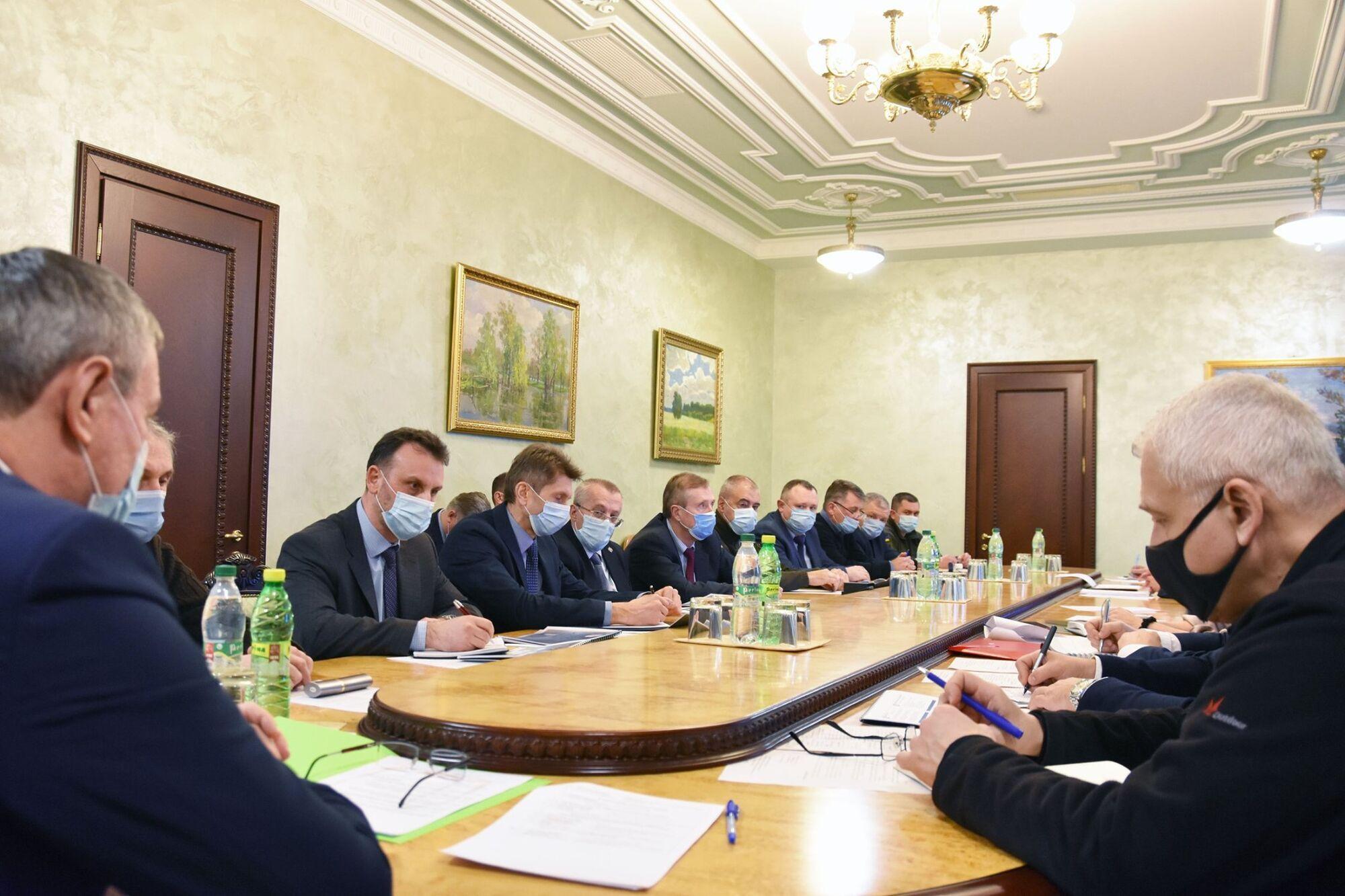 "В Украине обсудили вывод ""Сич 2-30 (2-1)"" на орбиту"