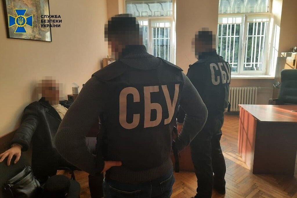 СБУ блокировала деятельность агитаторов