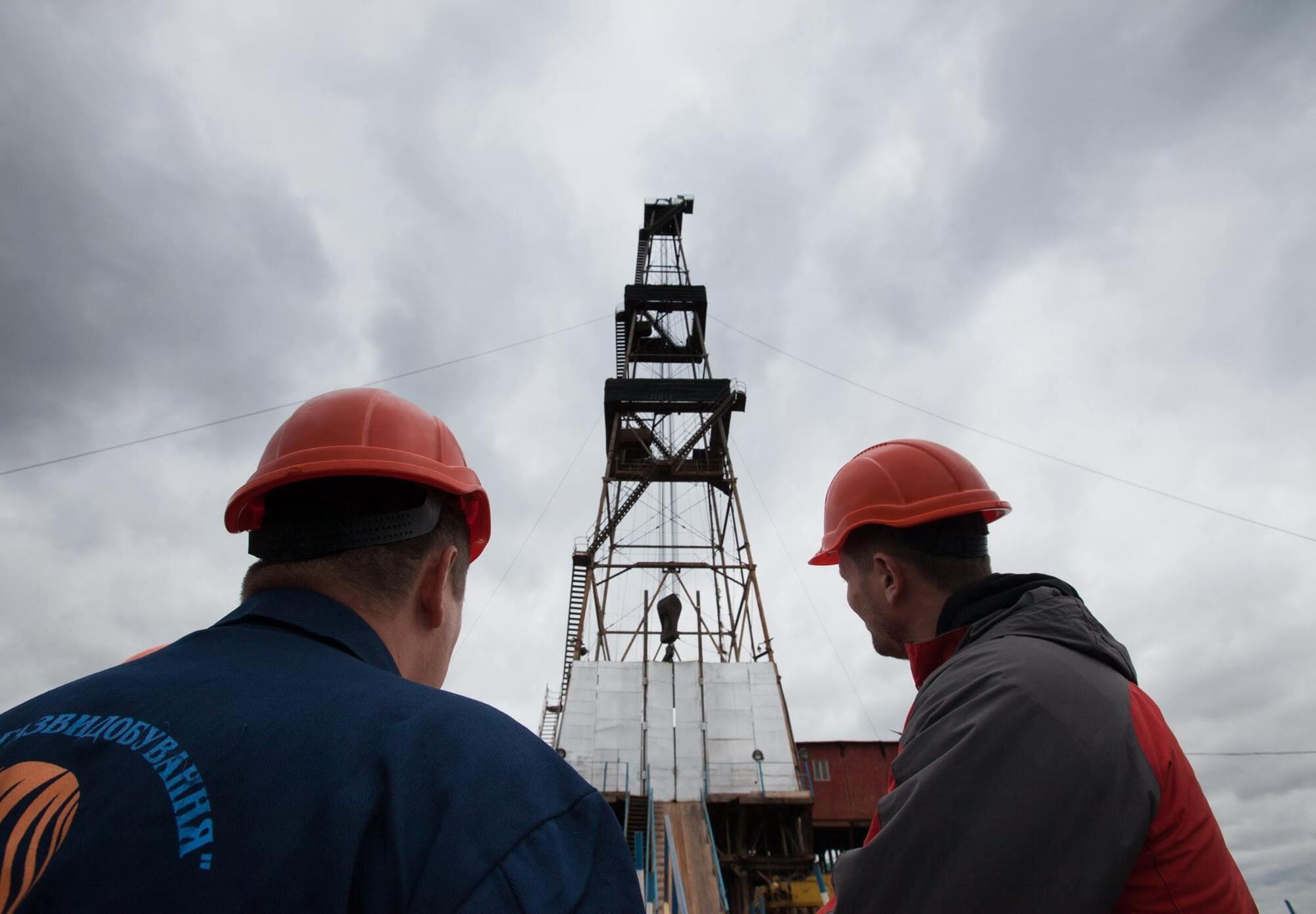 """Подавляющий объем газа, который добывается в Украине, добывается государственной компанией """"Укргазвидобування"""""""