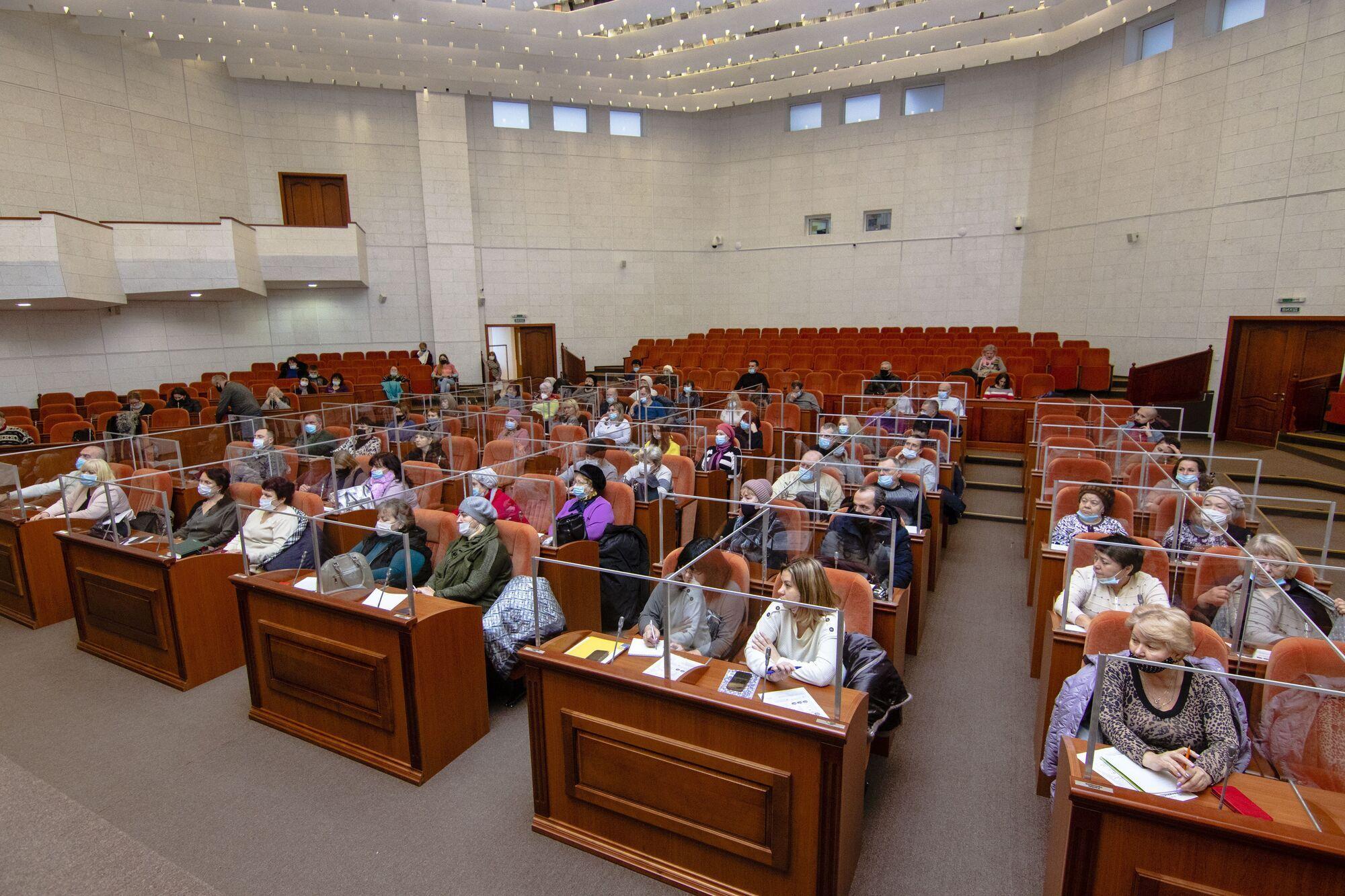 В Днепре объявили победителей конкурса среди ОСМД и ЖСК