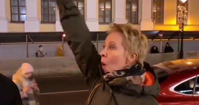 Ведущая Татьяна Лазарева.
